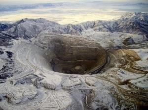 Canionul minier Bingham, SUA