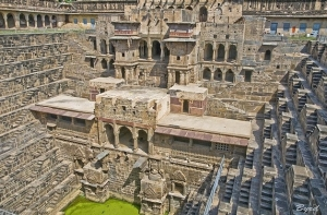 Fantana Chand Baori, India
