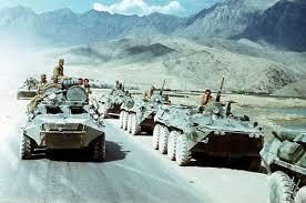 invadarea afghanistanului