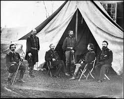 Pierderea planurilor de lupta - Ofiter CSA necunoscut (septembrie 1862)