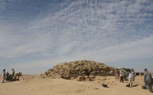 piramide _ 05, piramida de 4600 ani