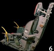 scaunul ejectabil